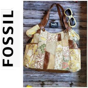 💜Fossil Shoulder Handbag 💜
